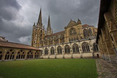 Bayonne - Kathedrale