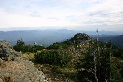 Gipfel des Großen Arber
