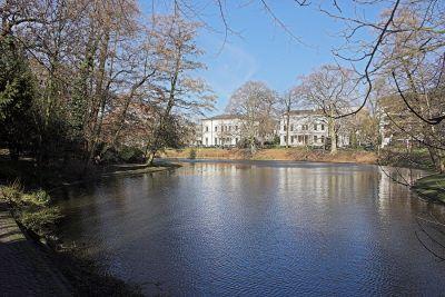 Wallanlagen-Teich