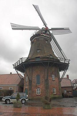 Historische Schlachtmühle