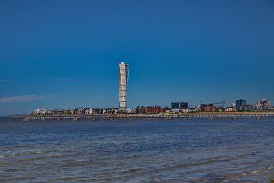 Skyline von Malmö