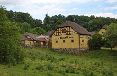 Das Gutshaus in Colmberg