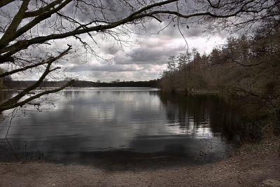 dunkler See