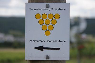 Weinwanderweg Rhein-Nahe