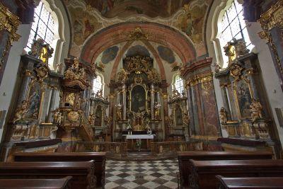 Loreto - Christi-Geburt-Kirche
